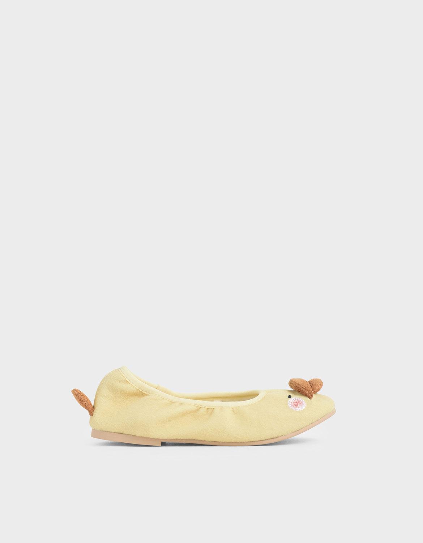 Duck Ballerina Flats | CHARLES \u0026 KEITH SG