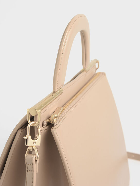 Envelope Bag, Beige