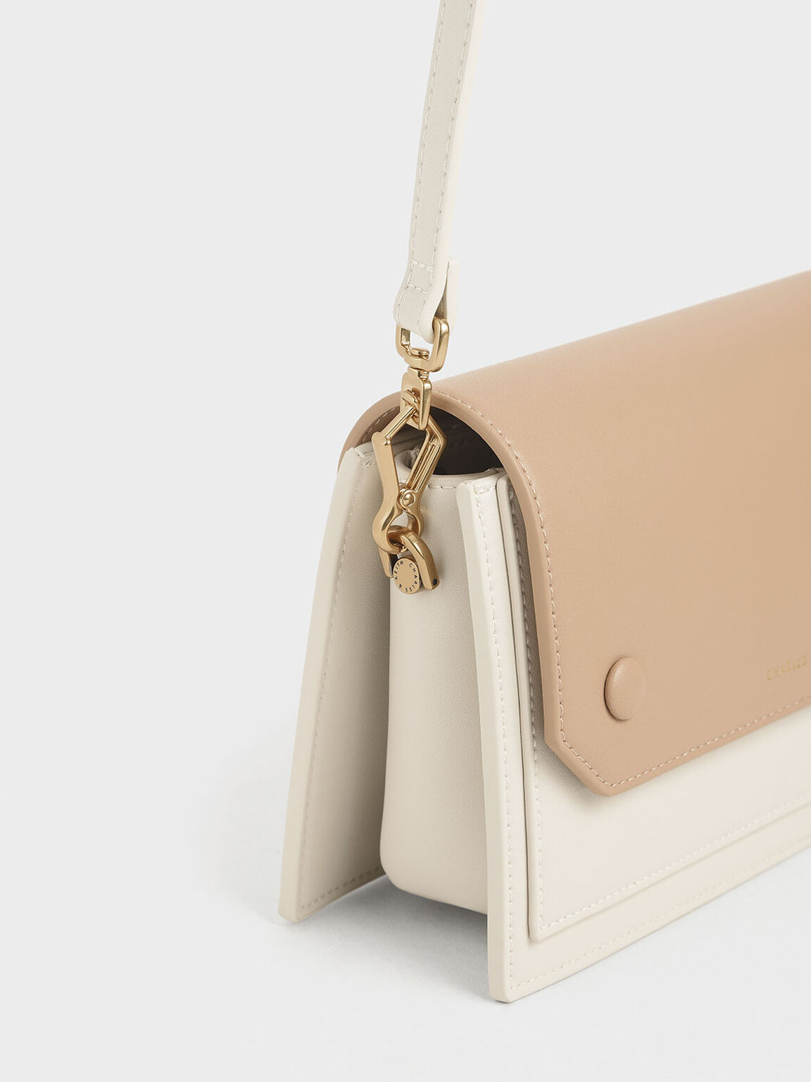 Two-Tone Clutch, Multi, hi-res