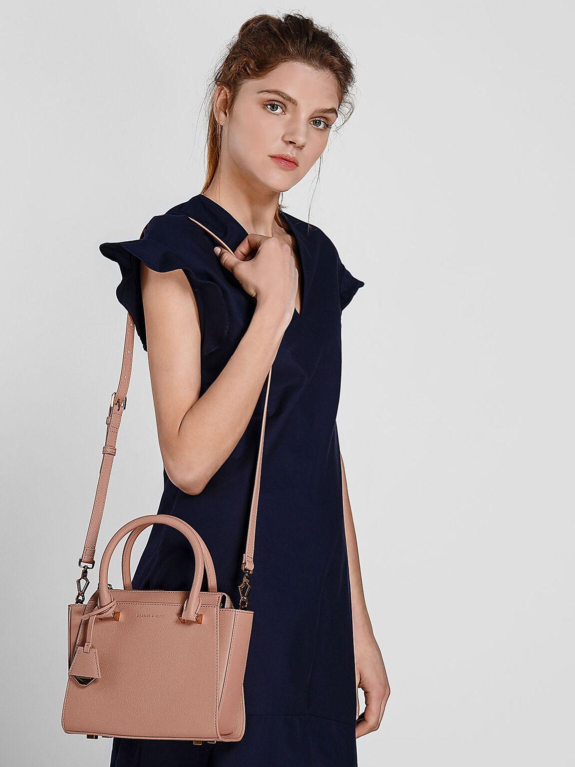 Small City Bag, Blush, hi-res