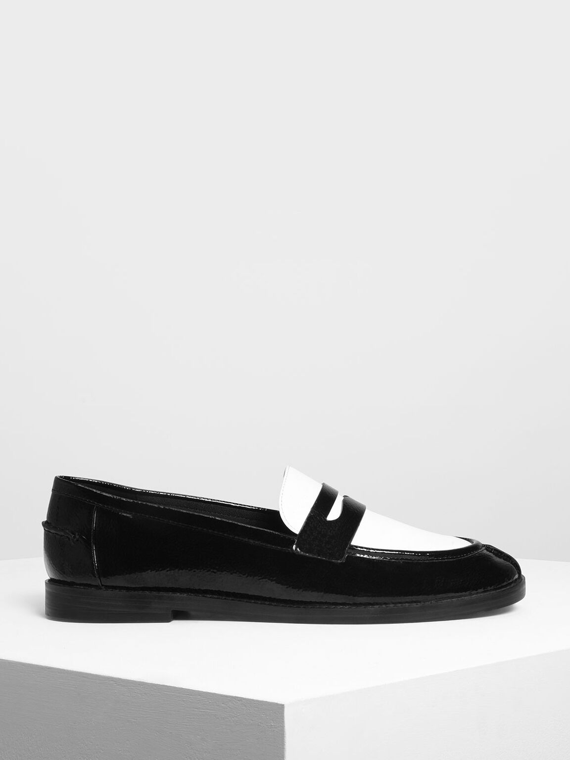 Classic Penny Loafers, Multi, hi-res