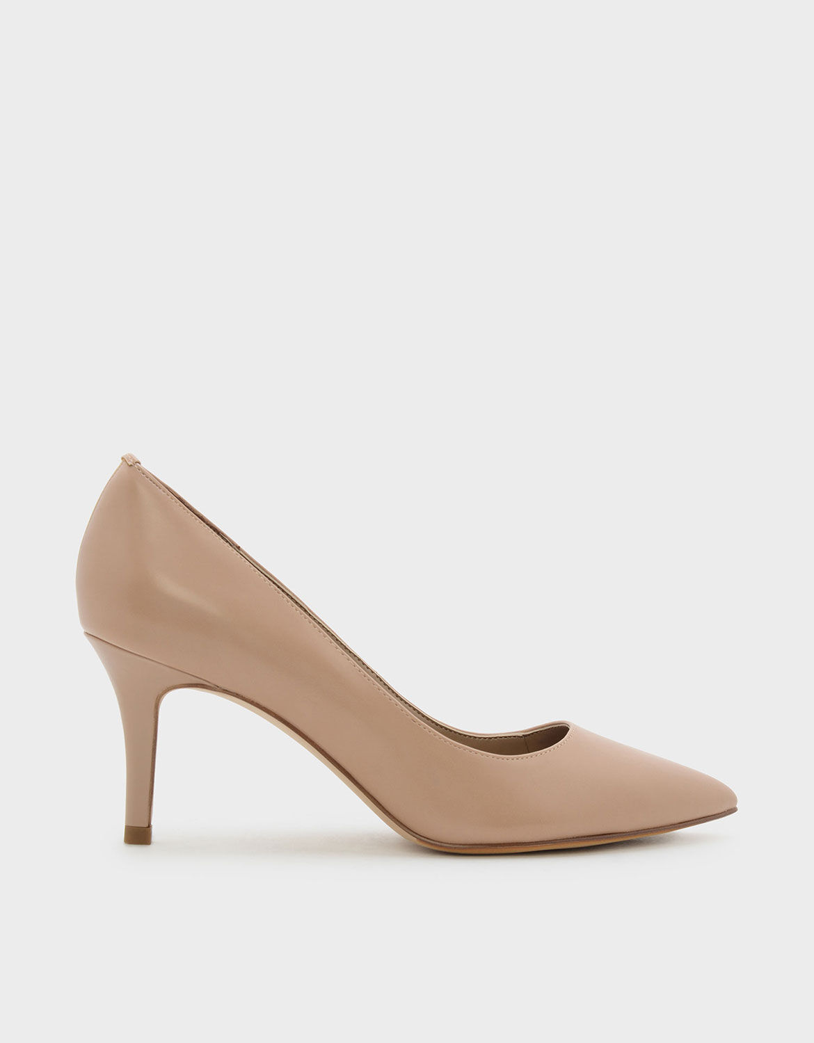 Basic Pointed Pumps