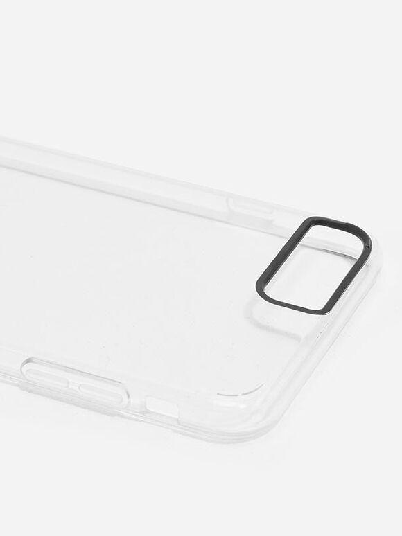 iPhone 7 / 8 透明手機殼, 白色, hi-res