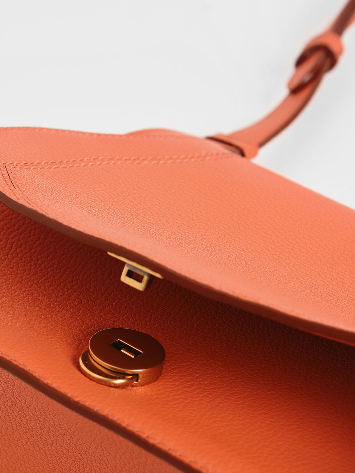 Small Crossbody Bag, Orange, hi-res