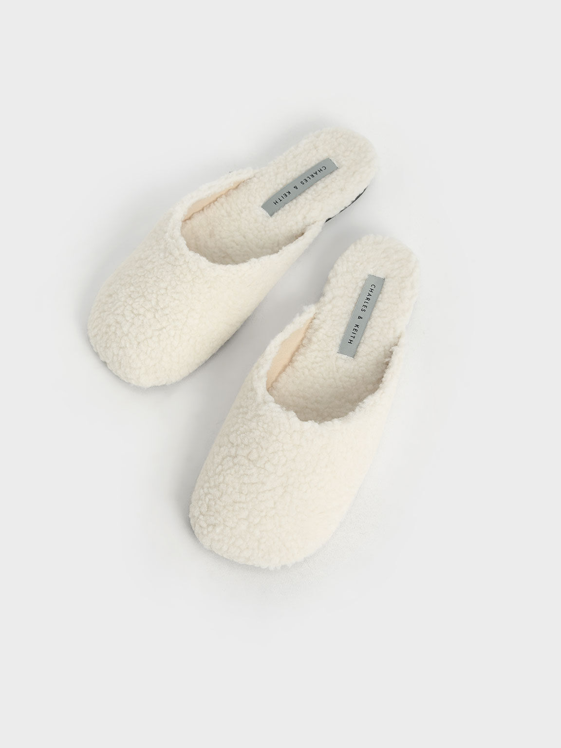 Purpose Collection - Furry Mule Flats, Chalk, hi-res