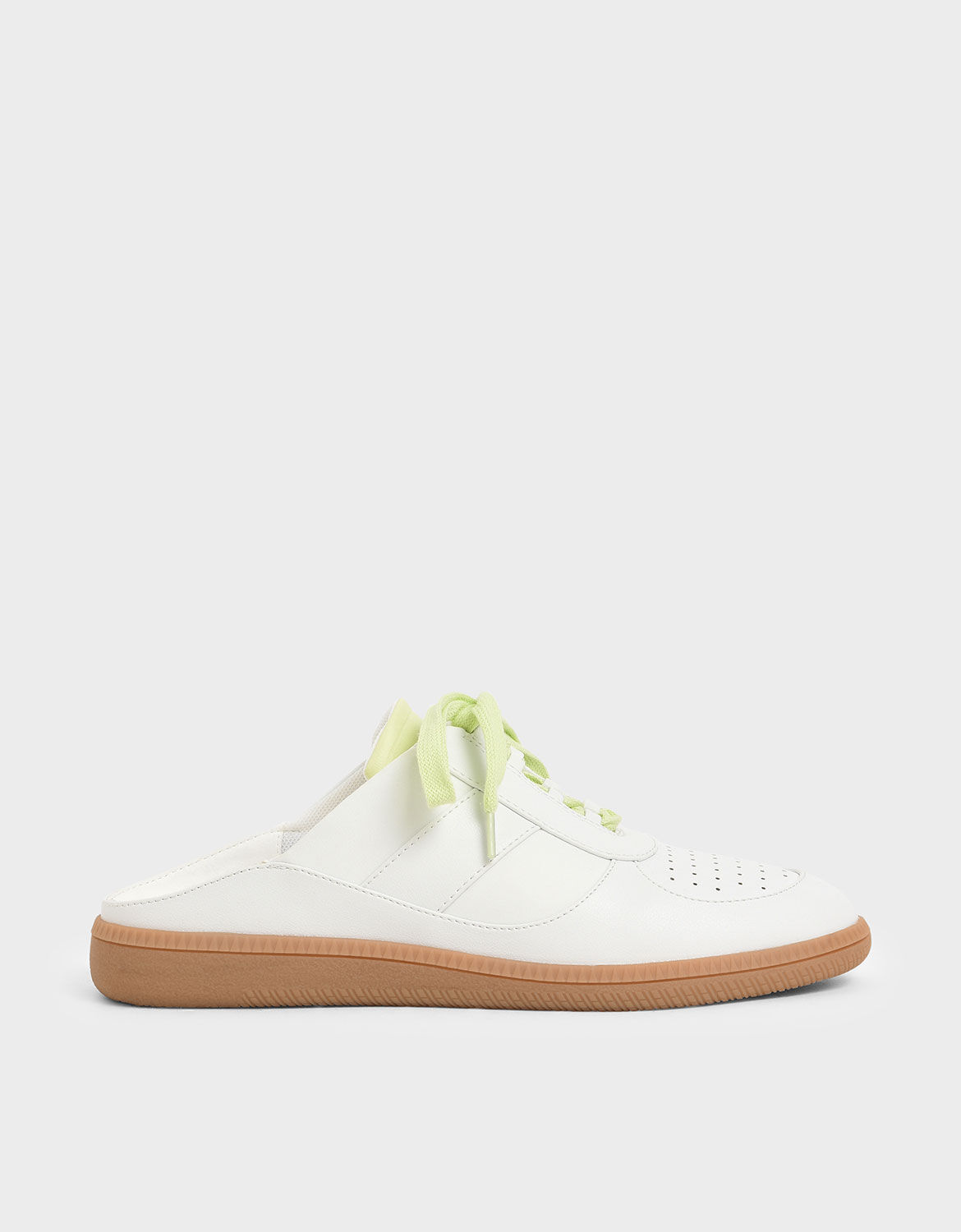 Lace Up Sneaker Mules   CHARLES \u0026 KEITH PH