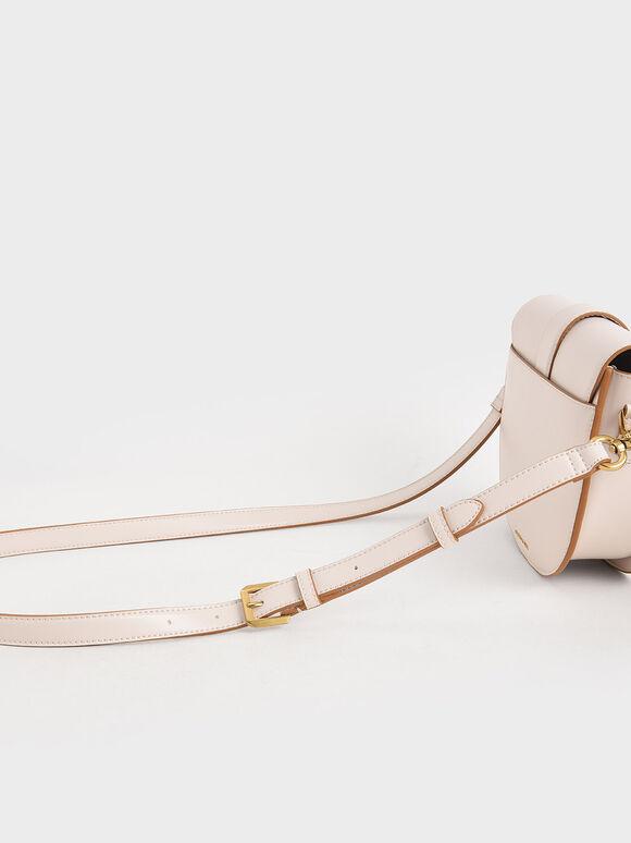 Gabine馬鞍包, 粉紅色, hi-res