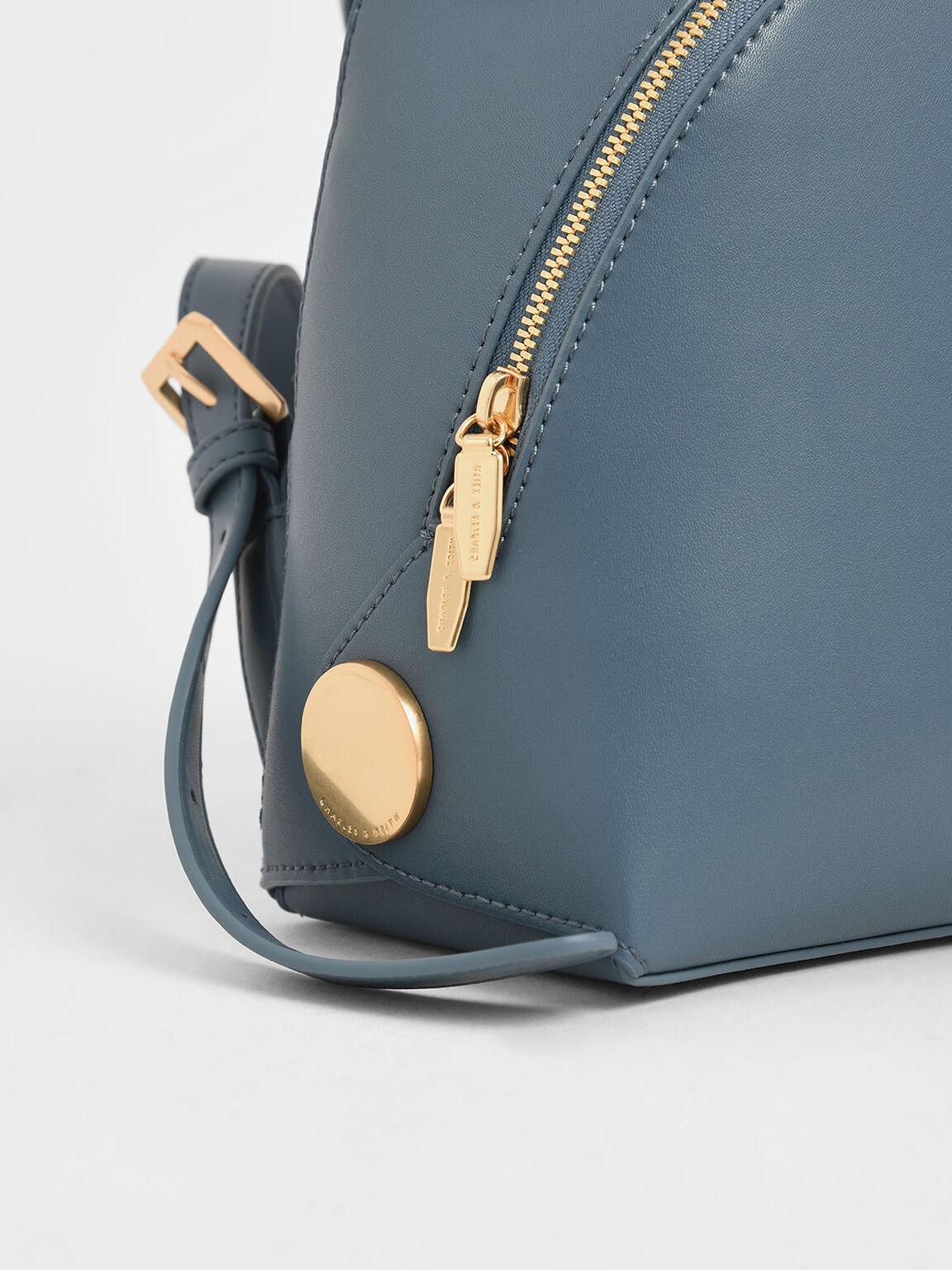 Dome Backpack, Blue, hi-res