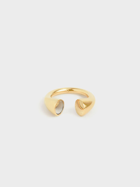 Metal Open Ring, Multi, hi-res