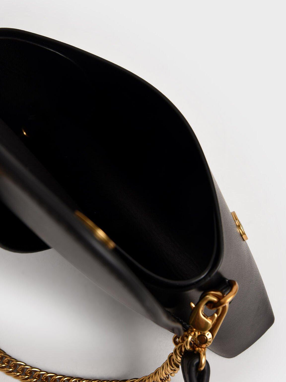 Gabine Crossbody Bag, Black, hi-res