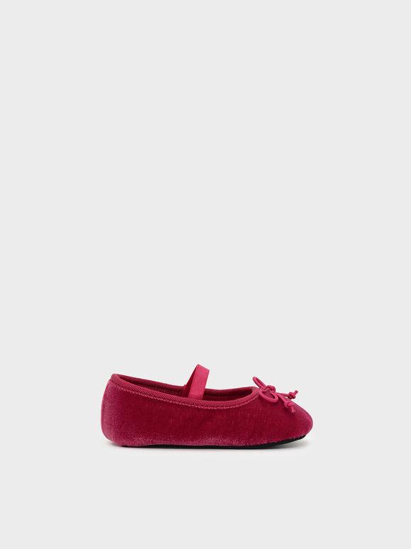 嬰兒瑪莉珍鞋, 粉紅色, hi-res