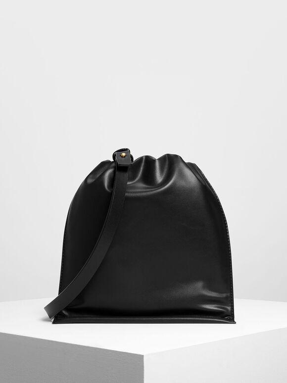 Two Way Backpack, Black, hi-res