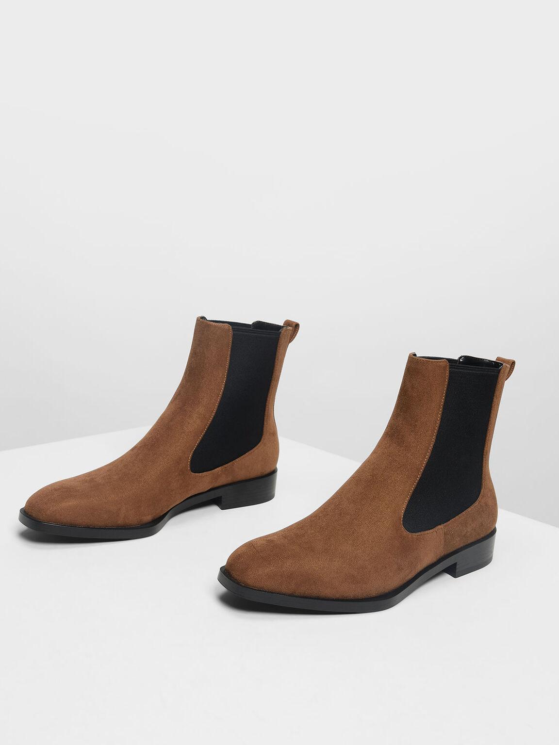 Classic Chelsea Boots, Cognac, hi-res