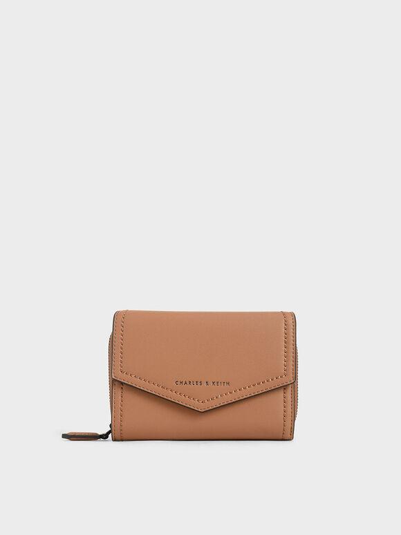 Classic Envelope Wallet, Caramel, hi-res