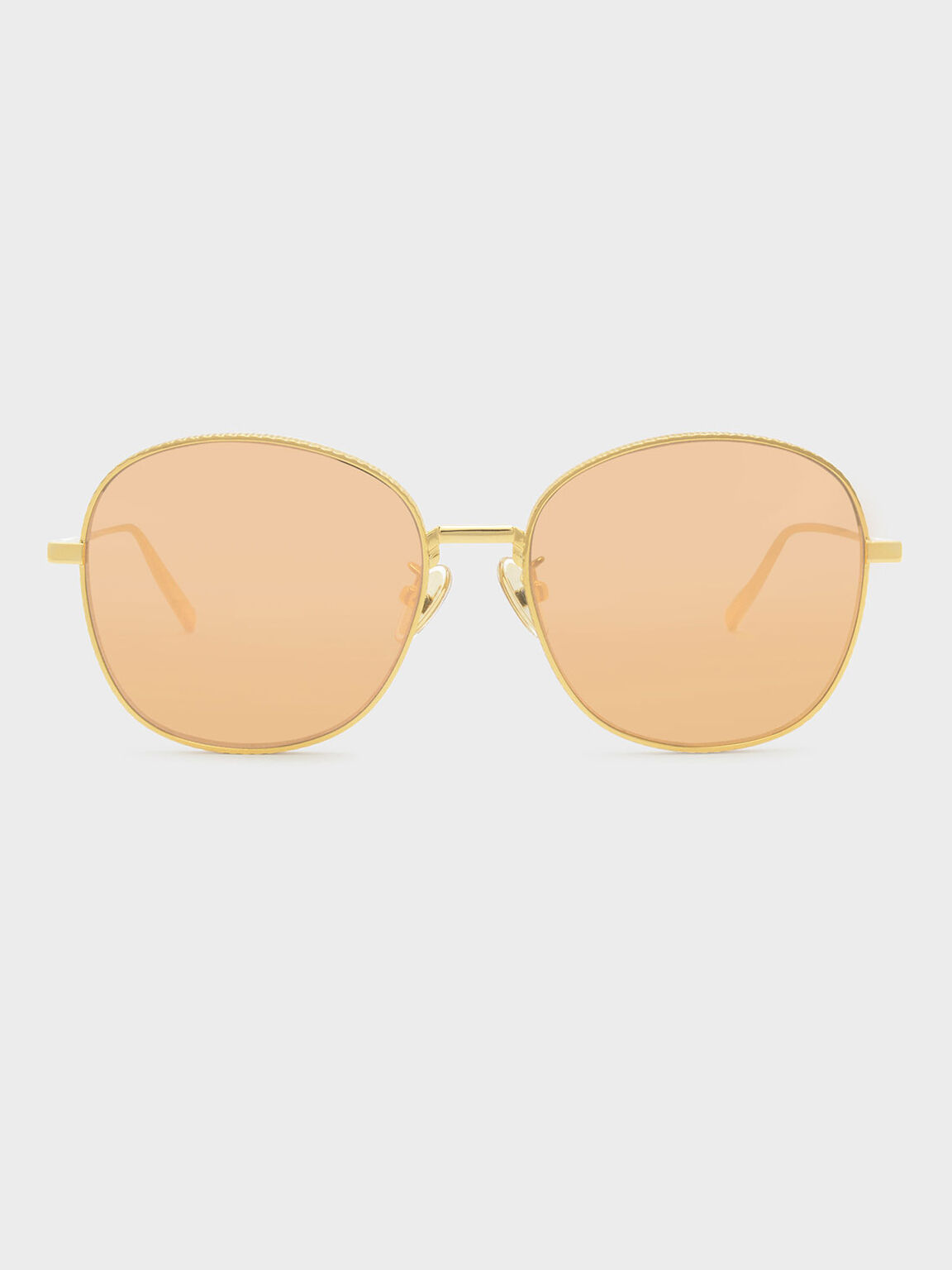 Butterfly Eyewear, Gold, hi-res