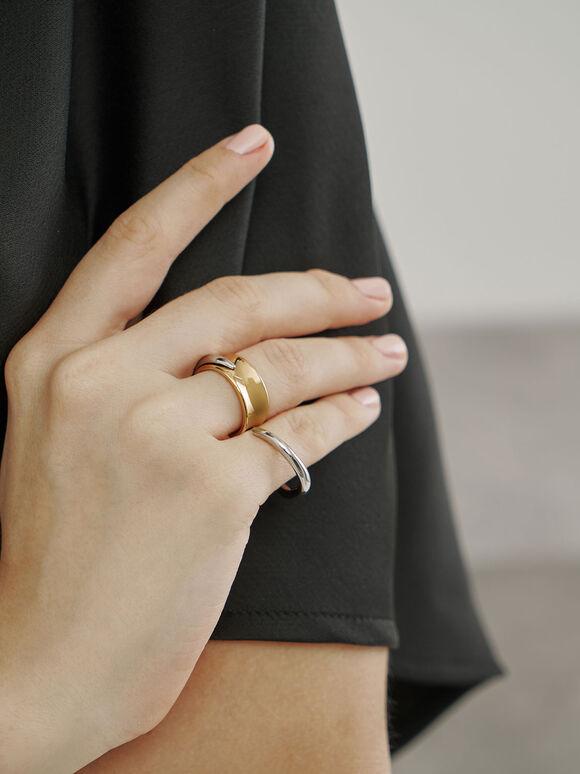 Sculptural Ring, Multi, hi-res