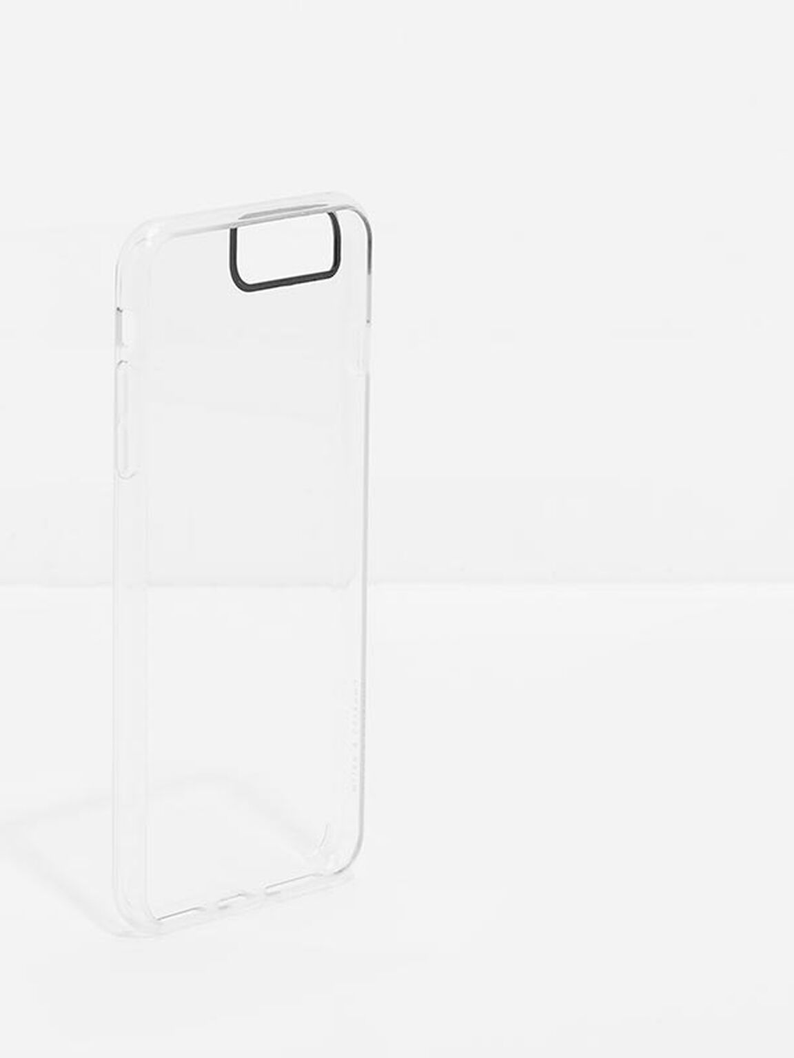 iPhone 7/8 Clear Case, White, hi-res