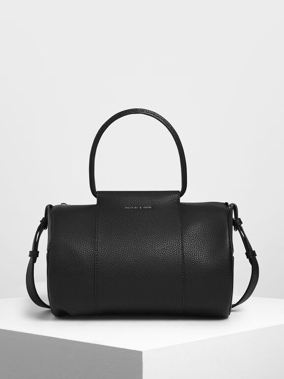 Long Bowling Bag, Black
