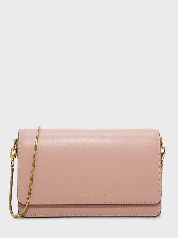 Evening Clutch, Nude, hi-res