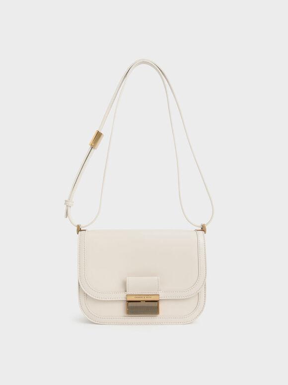 Taiwan Exclusive: Charlot Bag, Cream, hi-res