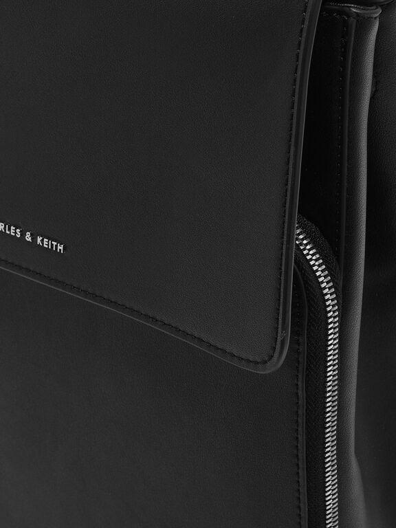 Top Handle Bag, Black