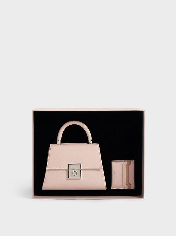 Gift Set (Pink), Pink, hi-res