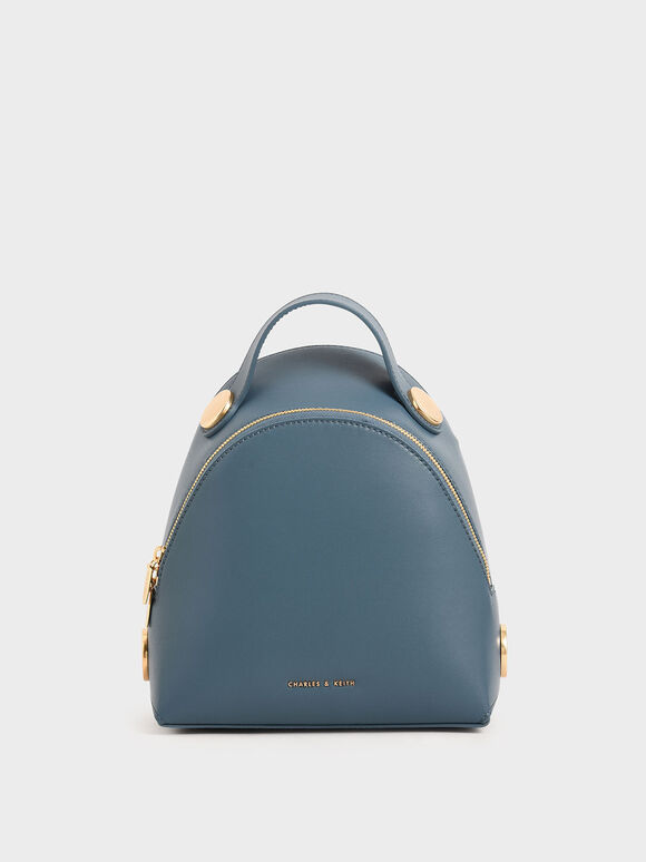 Dome Backpack, Blue, hi-res