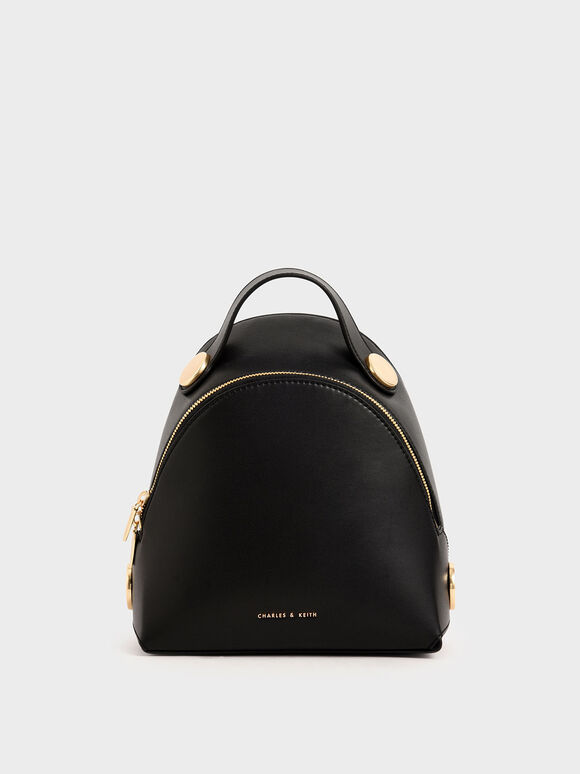 Dome Backpack, Black, hi-res