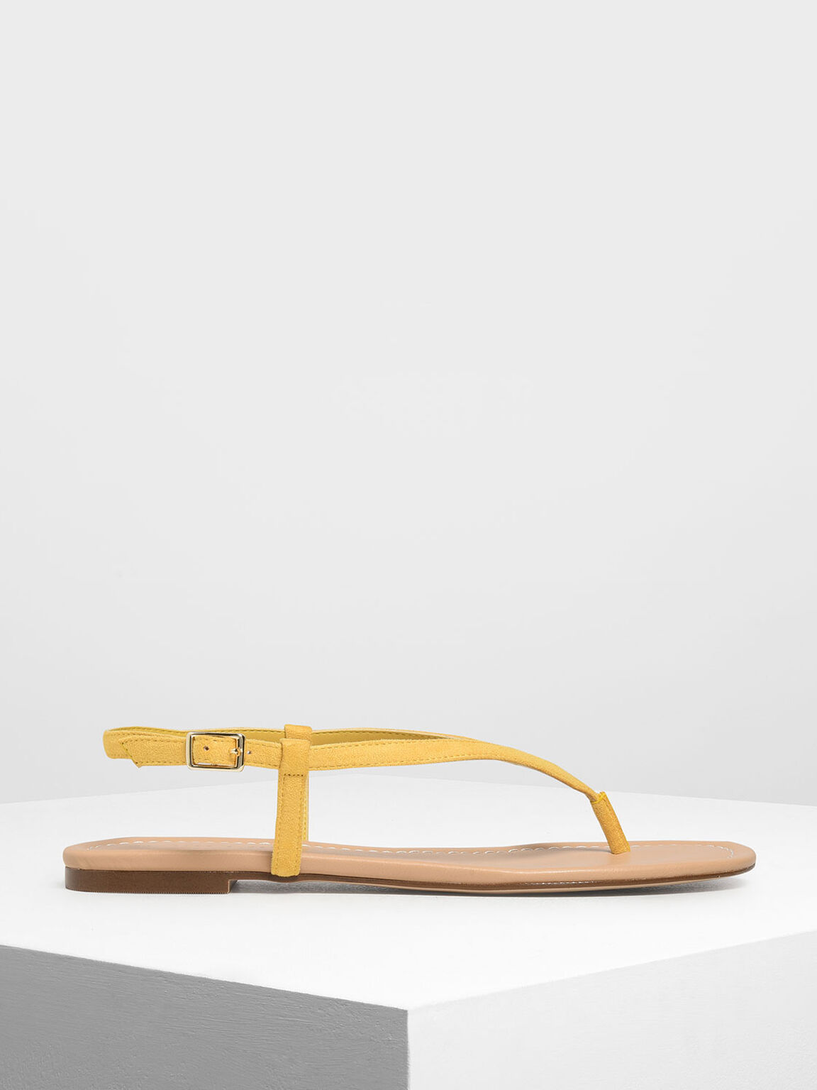 Classic Thong Sandals, Yellow, hi-res