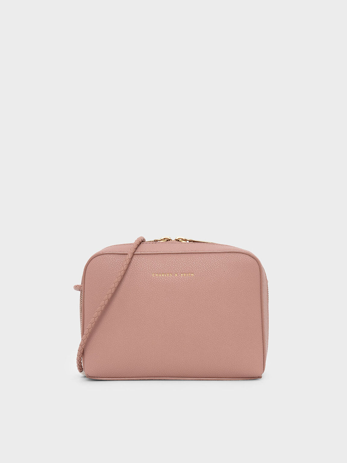 Small Crossbody Bag, Blush, hi-res