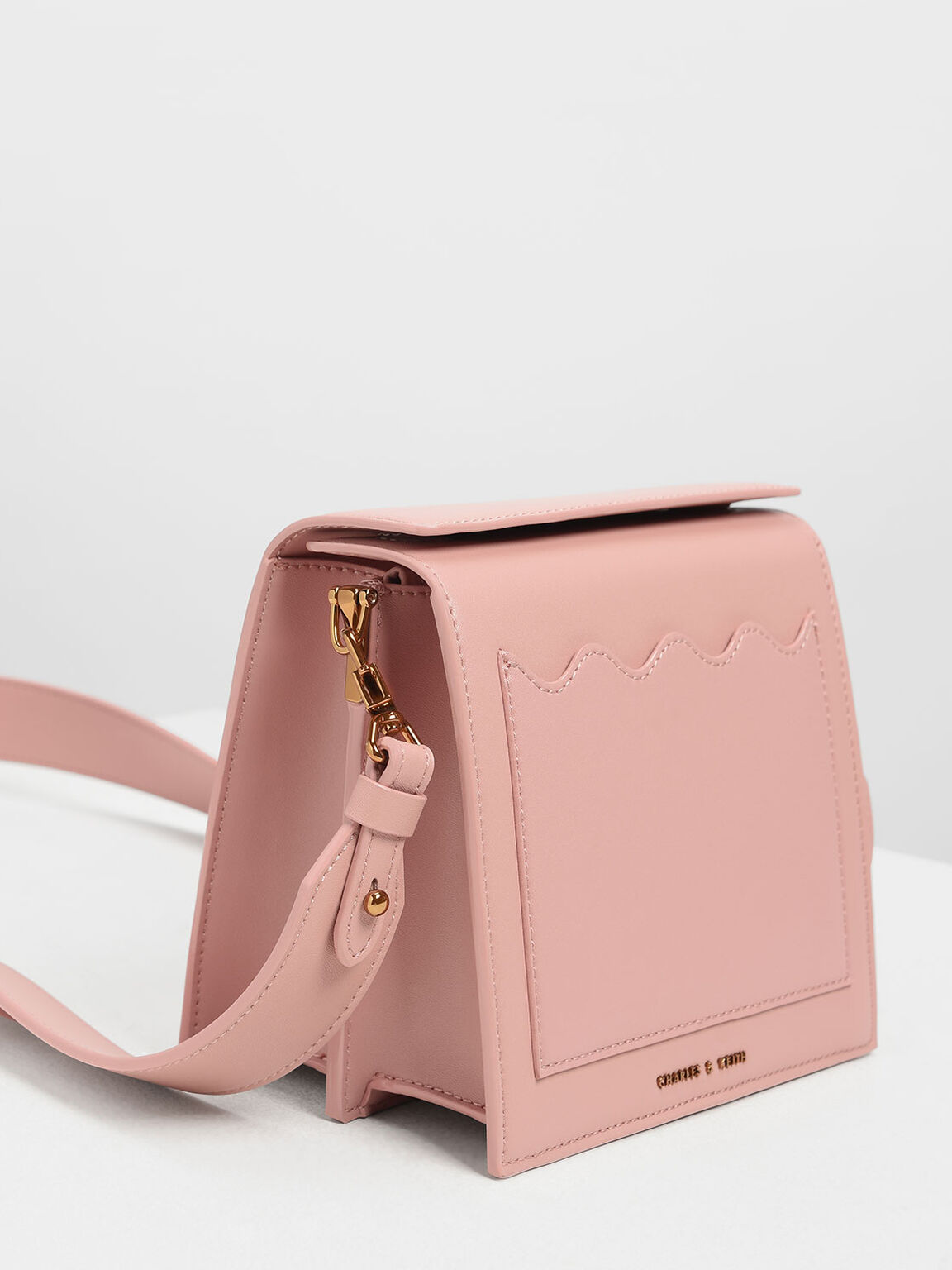 Window Crossbody Bag, Pink, hi-res