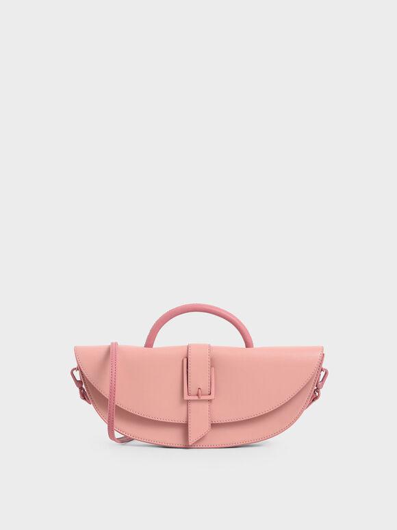 船型馬鞍包, 粉紅色, hi-res