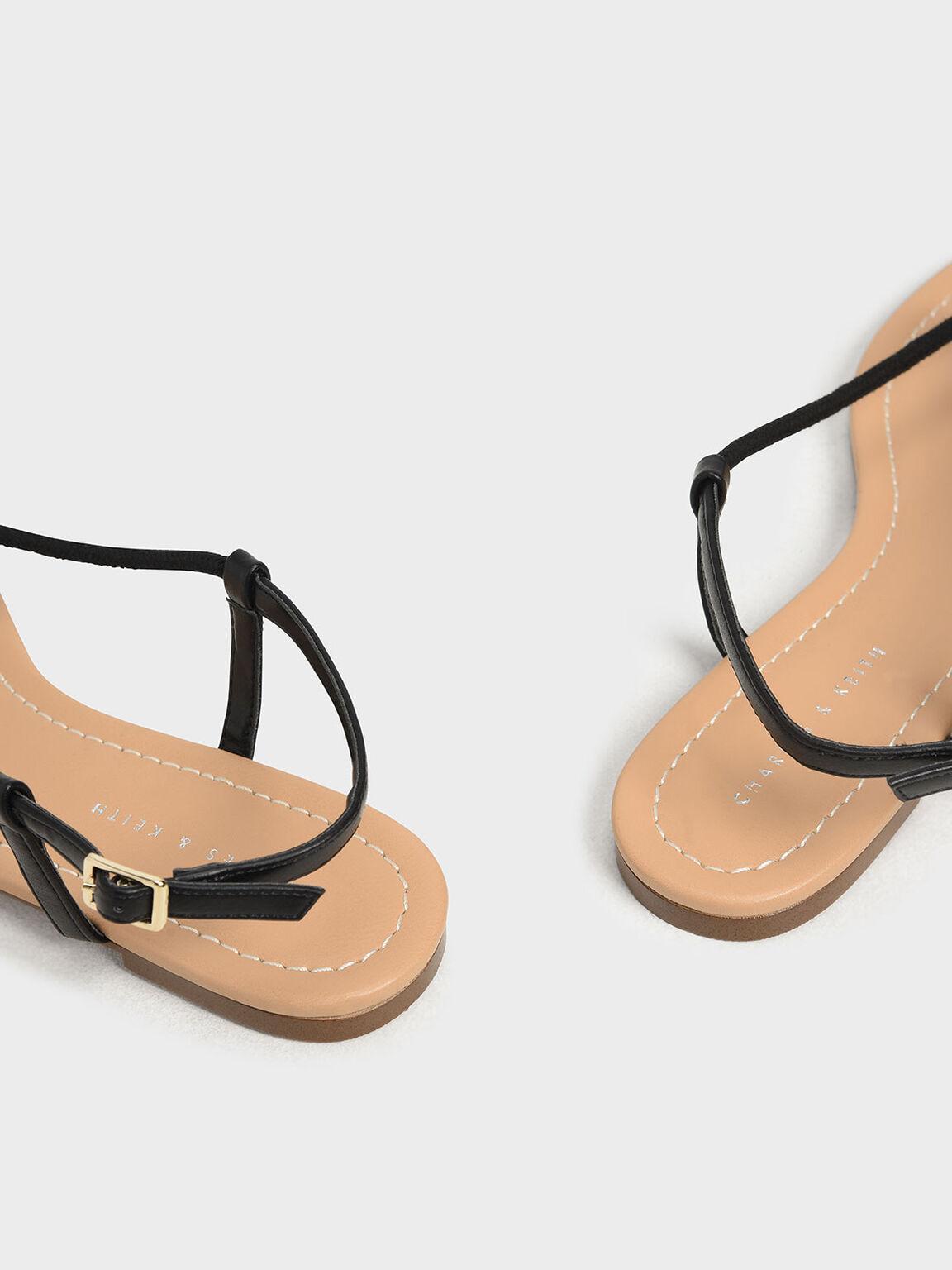 Classic Thong Sandals, Black, hi-res