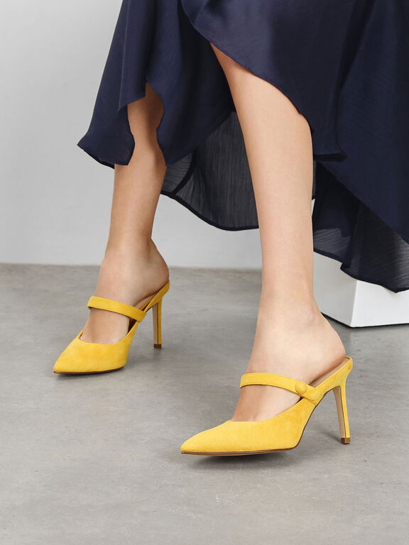 Mary Jane Mules, Yellow