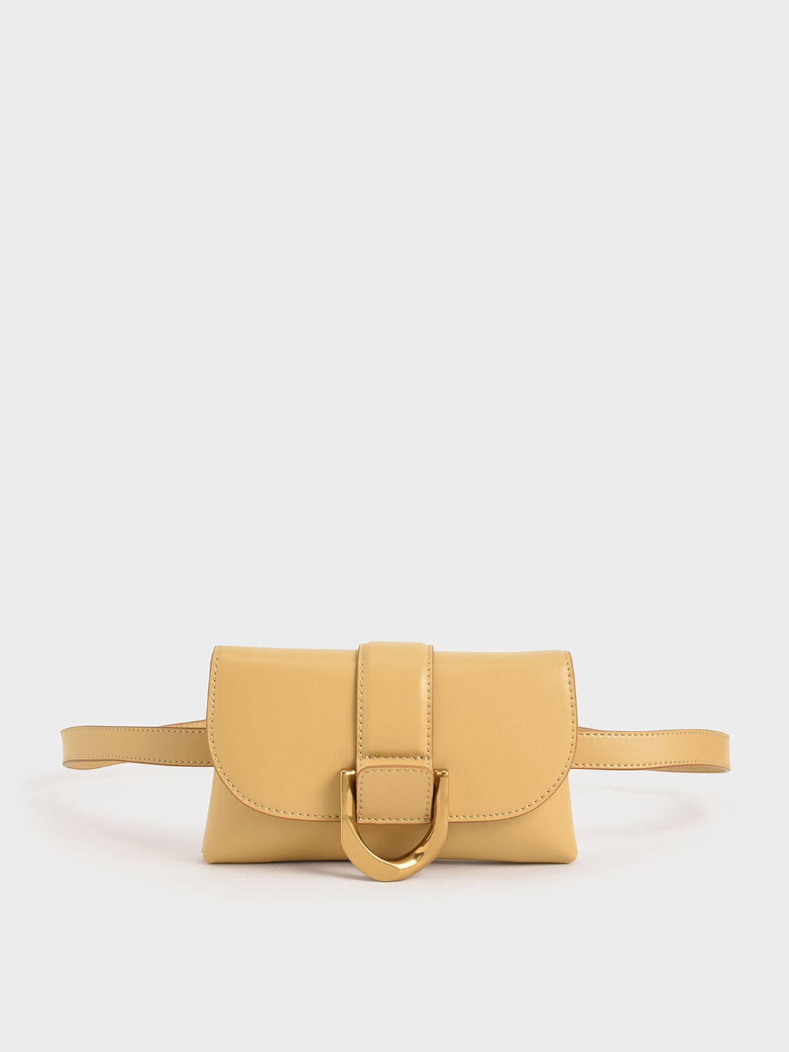 Gabine 兩用腰包, 黃色, hi-res