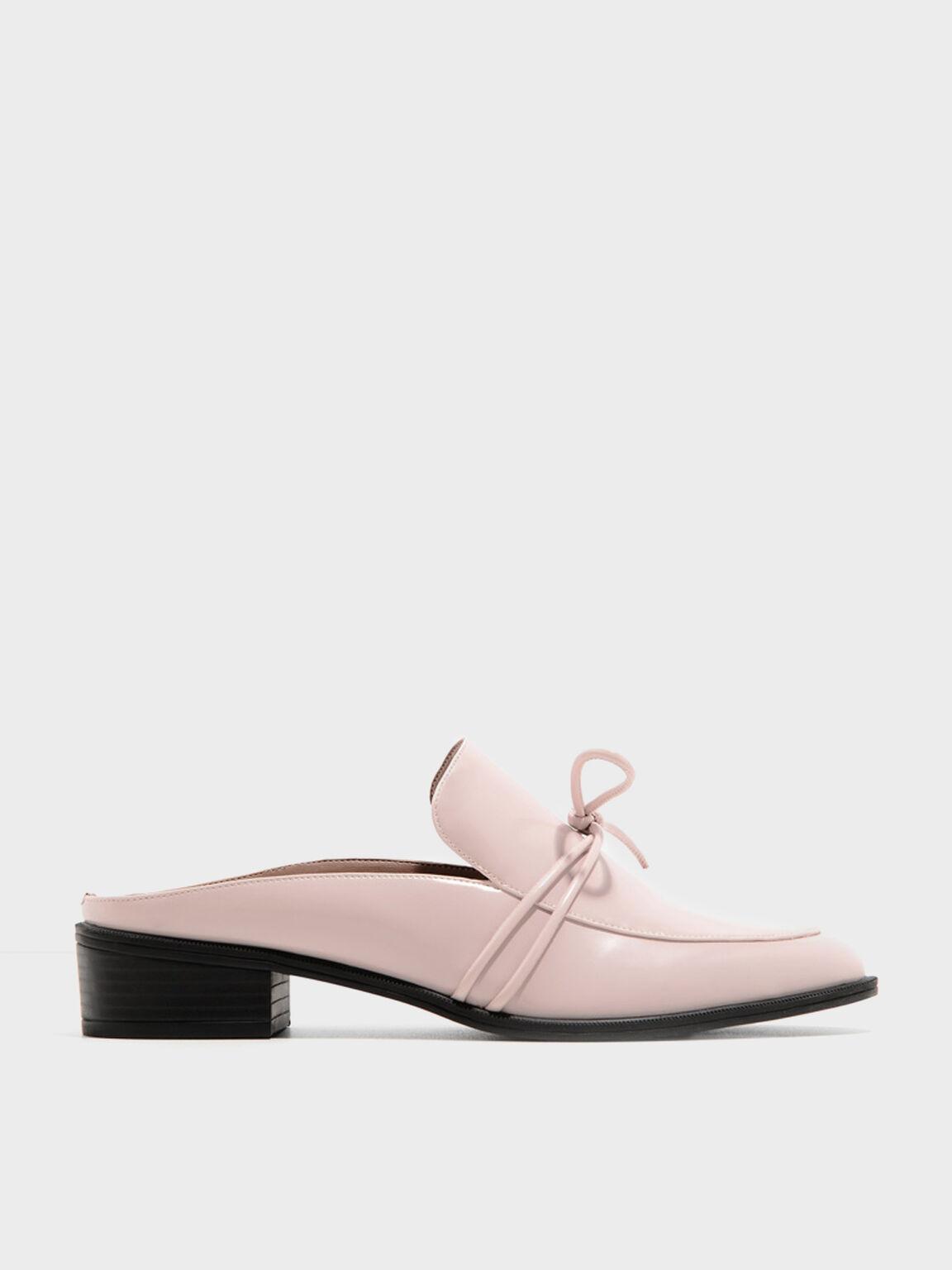 牛津拖鞋, 粉紅色, hi-res