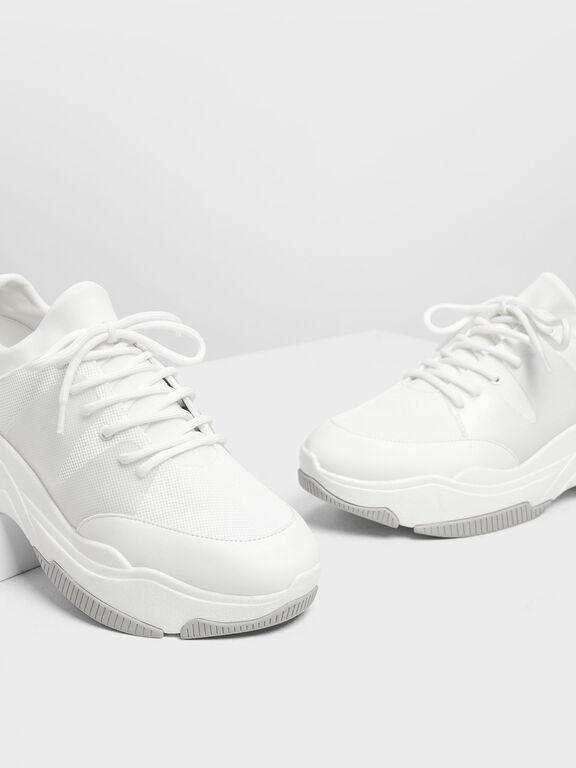 , White