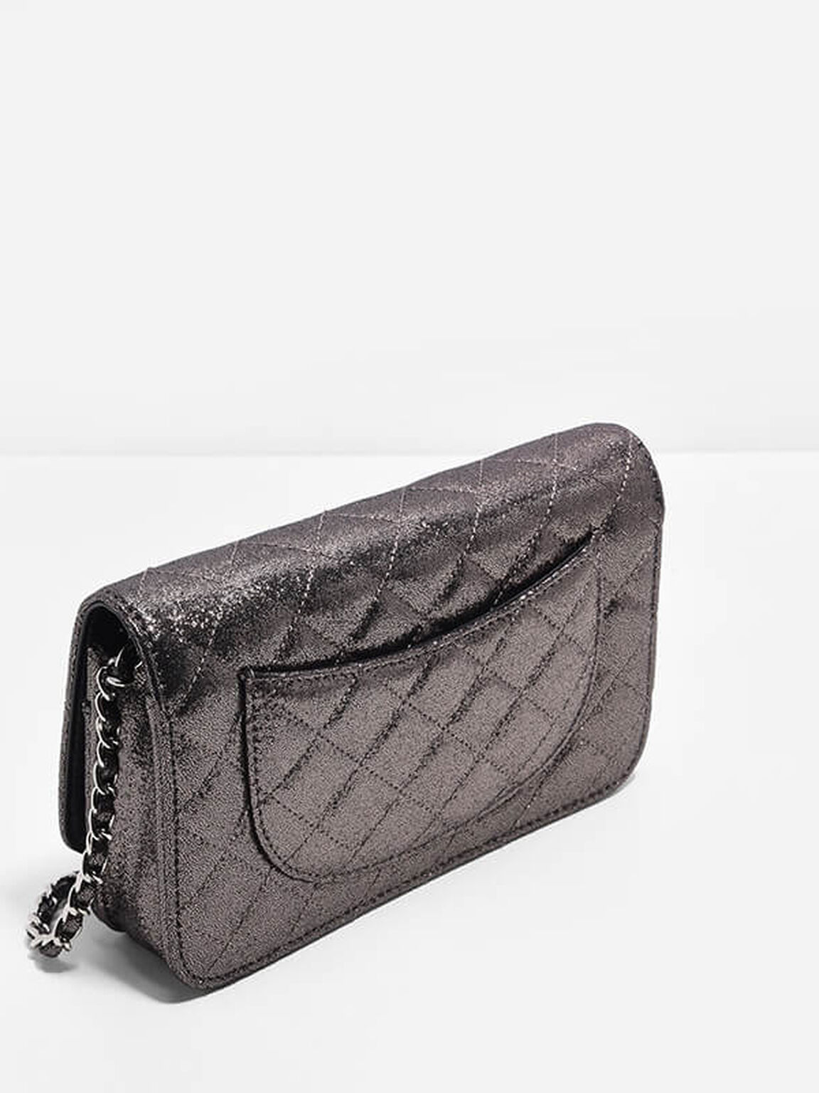Quilted Clutch, Multi, hi-res