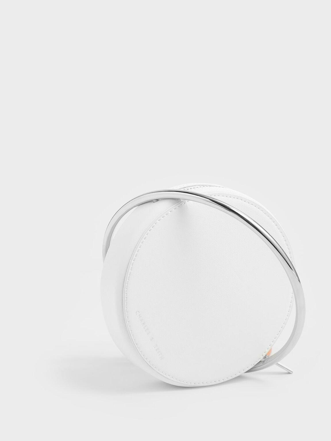 Bracelet Pouch, White, hi-res