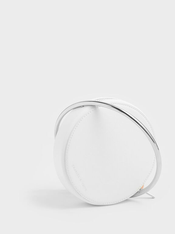 Bracelet Pouch, White
