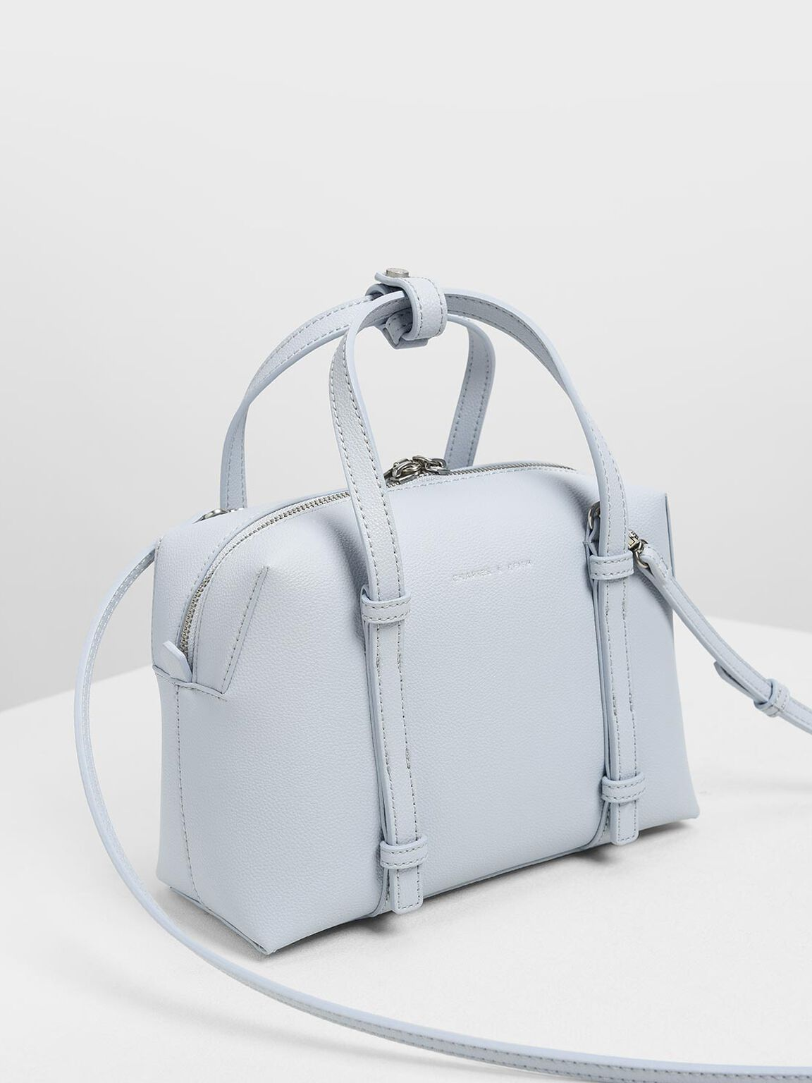 Bowling Bag, Light Blue, hi-res