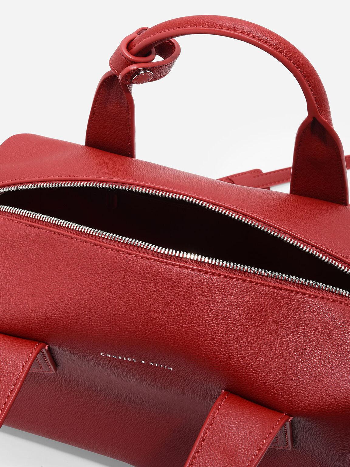 Soft Bowling Bag, Red, hi-res