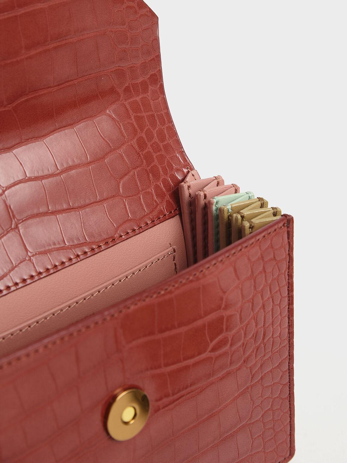 小型手風琴包, 土色, hi-res