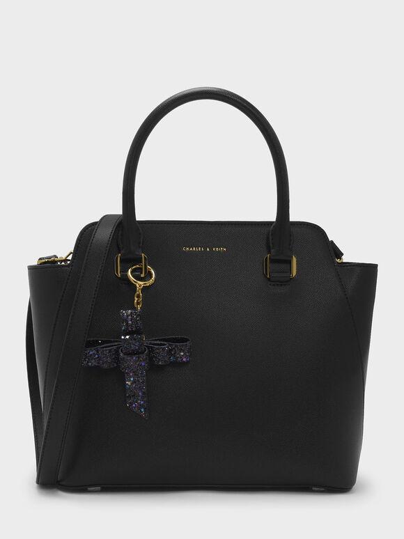 Trapeze Bag, Black, hi-res