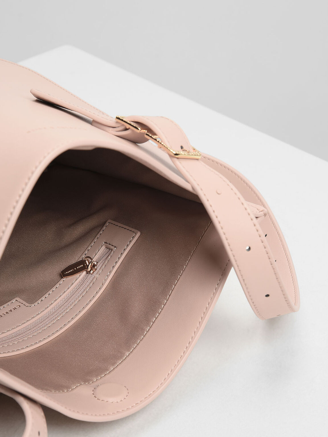 Sporty Sling Tote Bag, Nude, hi-res