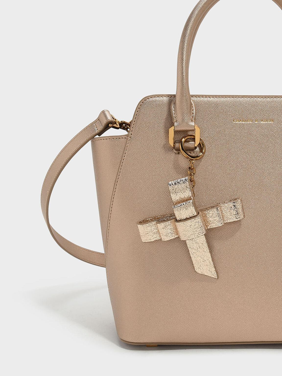 Trapeze Bag, Rose Gold, hi-res