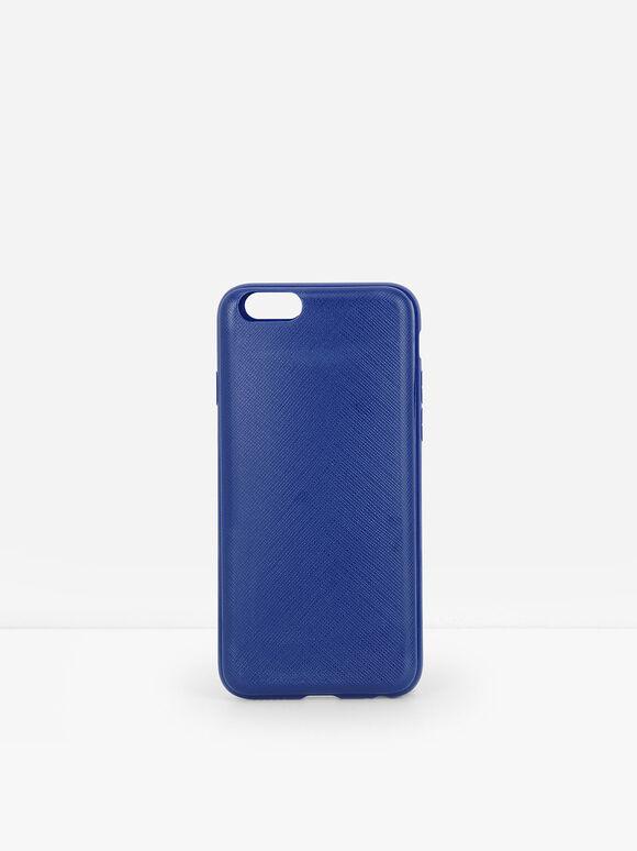 Iphone 6 Sliding Case, Blue, hi-res