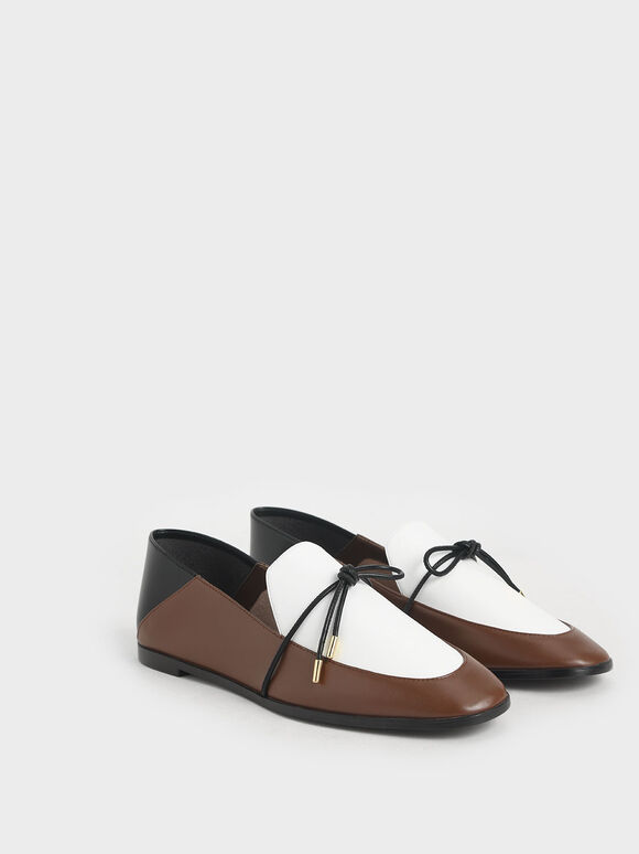 Bow-Tie Loafers, Multi, hi-res