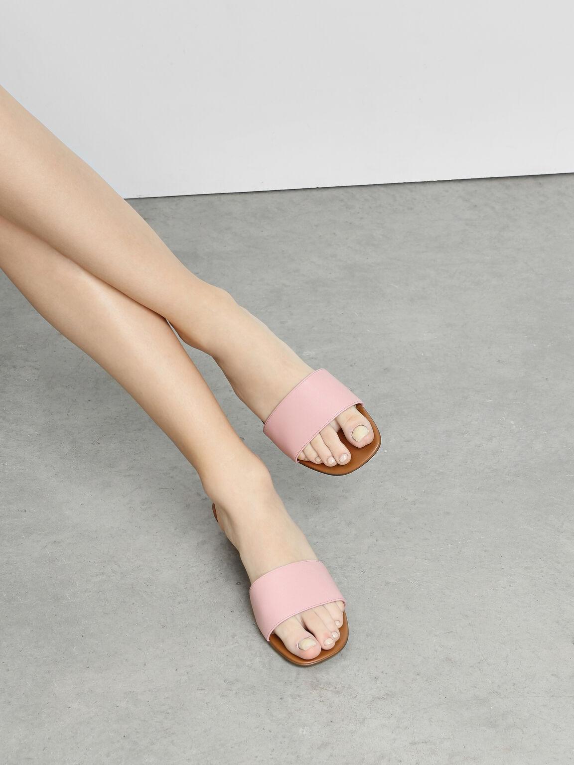 클래식 슬립온, Pink, hi-res