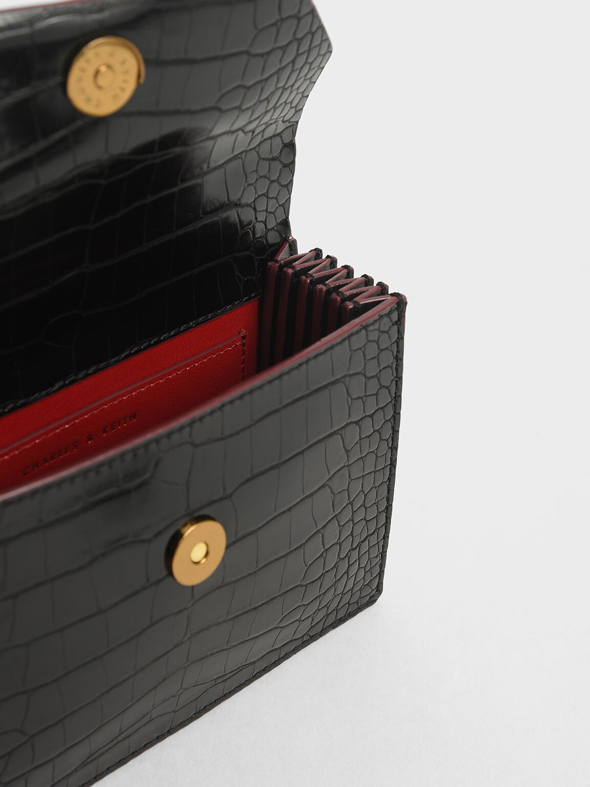 小型手風琴包, 黑色, hi-res